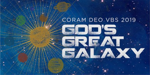 Image result for god's galaxy vbs